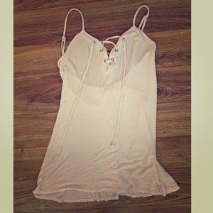 Beach cover up size small